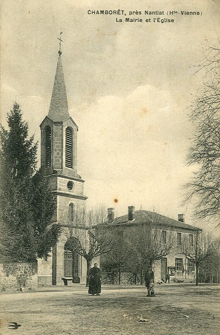 Eglise de Chamborêt